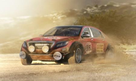 Mercedes-Benz Clase S 6.8 AMG