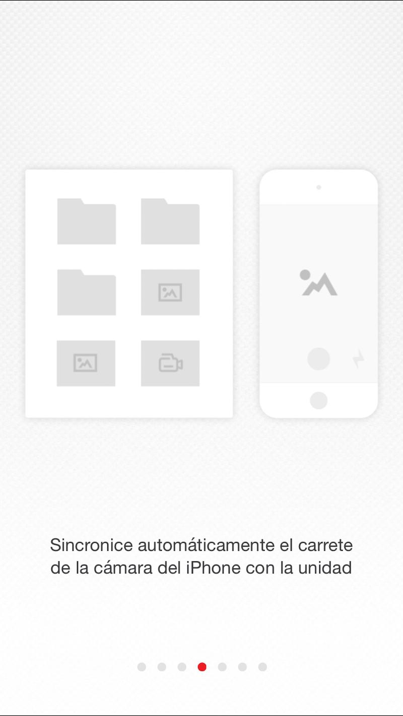 Foto de Así es la aplicación de SanDisk iXpand (4/21)