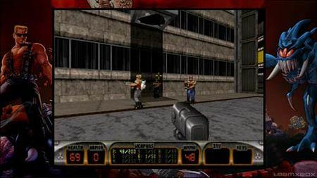 Duke Nukem 3D - Cooperativo