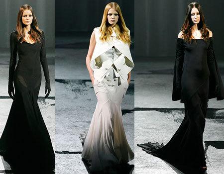 Givenchy Alta Costura primavera-verano 2007