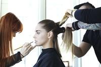 Chiara Ferragni se prepara en la Semana de la Moda de Nueva York con Redken