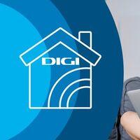 Digi mejora su combinado más barato: ahora con fibra a 300 Mbps y móvil con 8 GB por 30 euros
