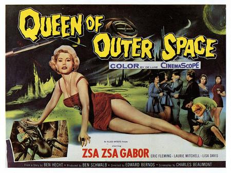 Ciencia-ficción: 'La reina del espacio exterior' de Edward Bernds