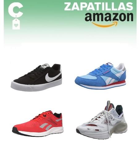 14 chollos en tallas sueltas de zapatillas Nike, Reebok o Adidas por menos de 40 euros en Amazon
