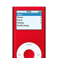iPod nano rojo para luchar contra el SIDA