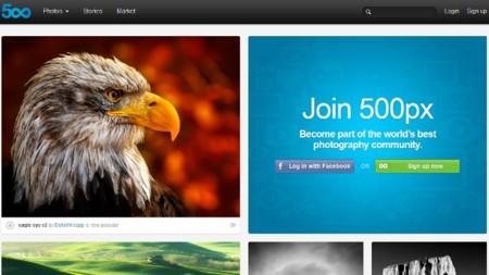 500px le planta cara a Flickr con un nuevo plan más barato