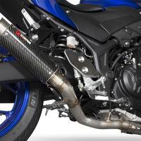 Scorpion Serket y RP1GP: menos peso y más potencia para la Yamaha YZF-R3, aunque no al alcance de todos