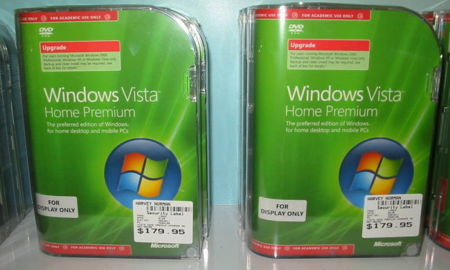 Pack Windows Vista