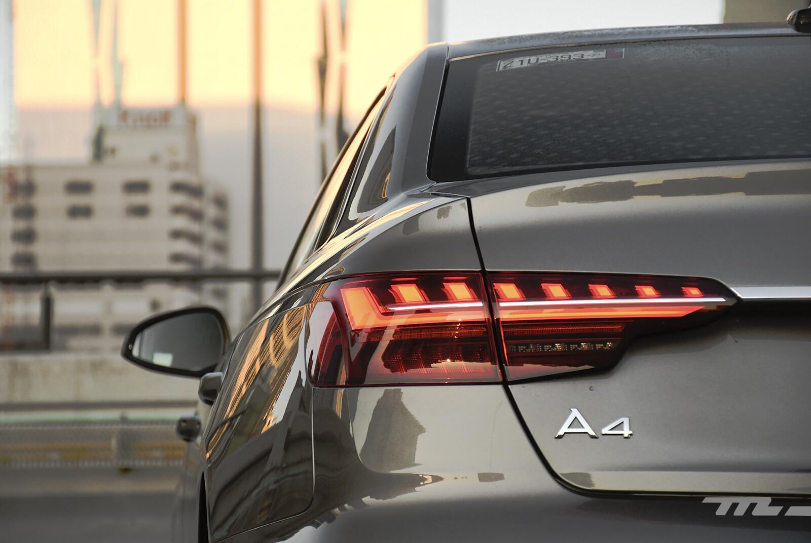 Foto de Audi A4 2021 (prueba) (12/25)