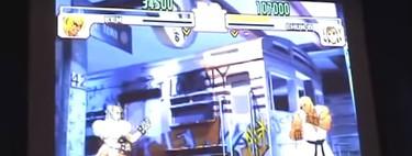 Se encuentra un nuevo vídeo del Parry de Daigo 15 años después