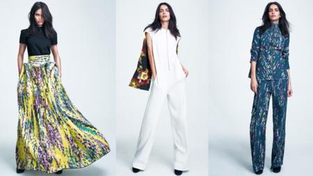 Eddy Anemian, ganador de los H&M Design Awards 2014, presenta su primera colección