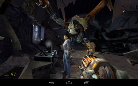 Half-Life 2: Episode One llega a Android en exclusiva para Nvidia Shield