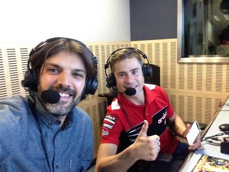 Sergio Romero Bautista Mediaset Motogp 2019