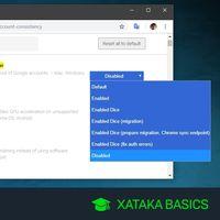 Cómo desactivar el inicio de sesión automático de Chrome 69