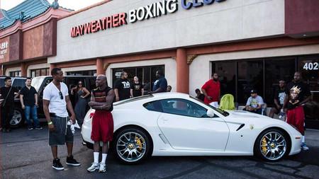 Article Garaje Superdeportivos Floyd Mayweather Boxeador 103629 553a16ab9425b