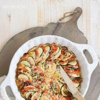Smoothie de piña y manzana y un veraniego gratén de hortalizas en la quincena gourmet de Trendencias Lifestyle (L)