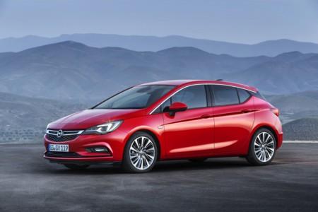 Nuevo Opel Astra 2015 12