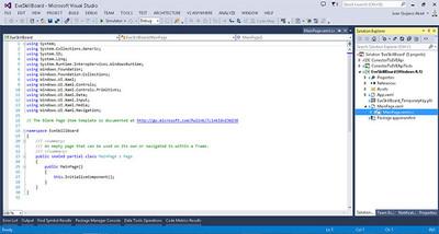 .NET Native Preview, programar en C#, compilar aplicaciones nativas en C++