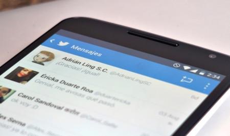 Ahora sí, los mensajes directos en Twitter ya no tienen límite de caracteres