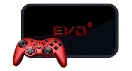 EVO 2. Nueva consola con sistema Android