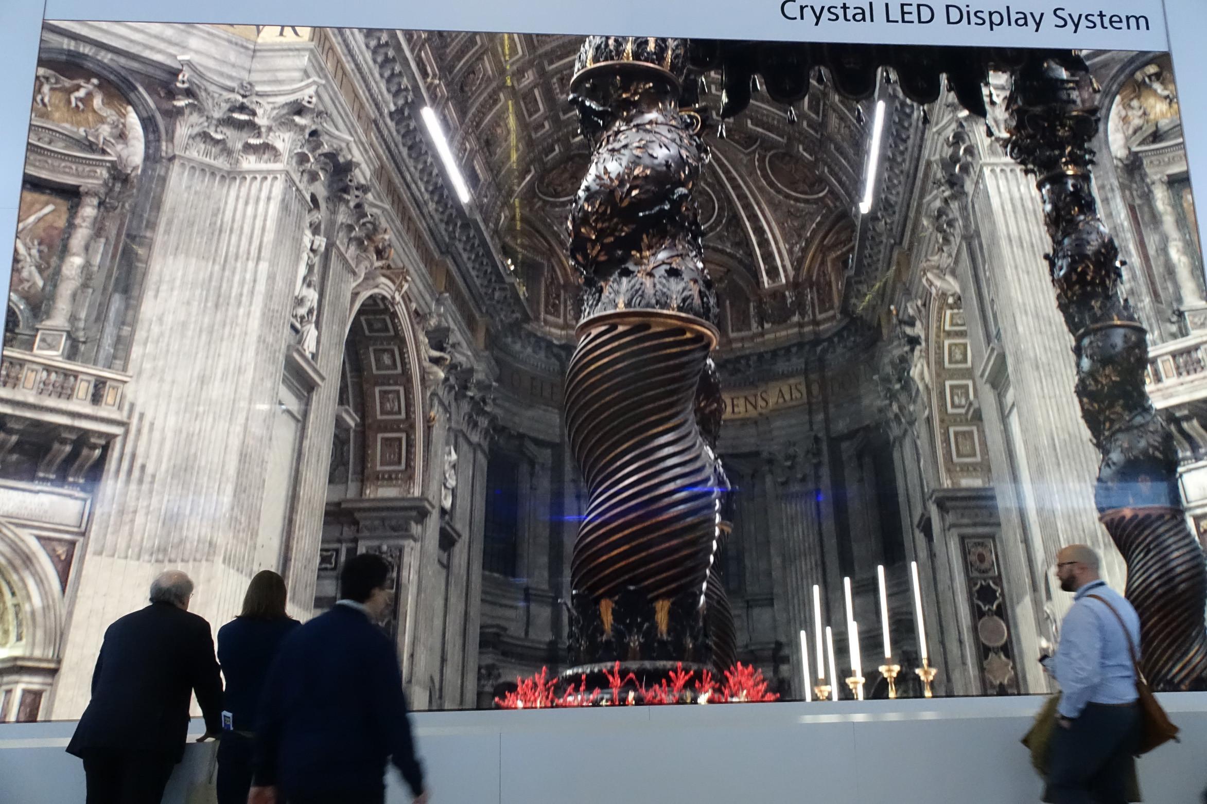 Foto de Sony Crystal LED (19/25)