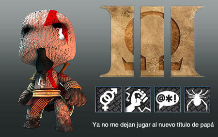 'God of War III': minijuego sexual, control de movimiento y modo cooperativo