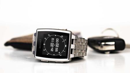 Pebble Steel, el smartwatch con más estilo