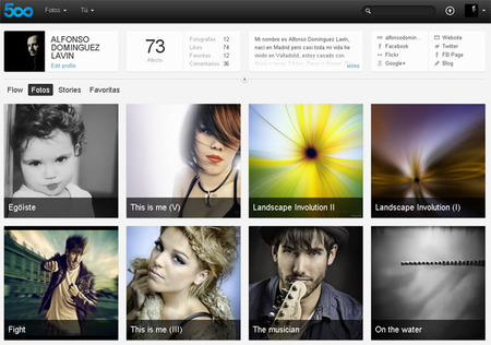 500px también se lava la cara y añade Photo Market
