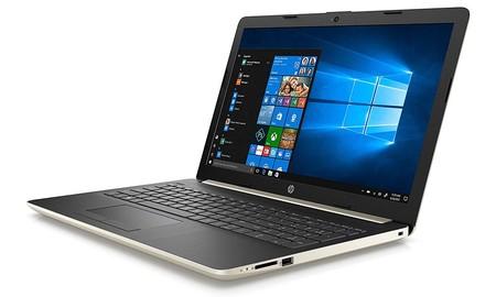 HP 15-da0064ns, un interesante gama media que Amazon te deja hoy por 130 euros menos