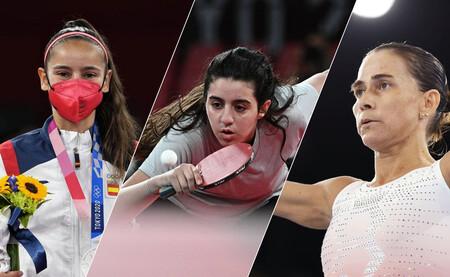 Un oro con 13 años, unos octavos Juegos con 47, un debut con 12: las edades extremas de Tokio 2020
