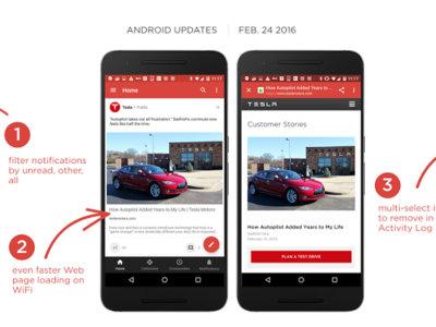 Google+ para Android añade la precarga de páginas web por WiFi, filtros en las notificaciones y más