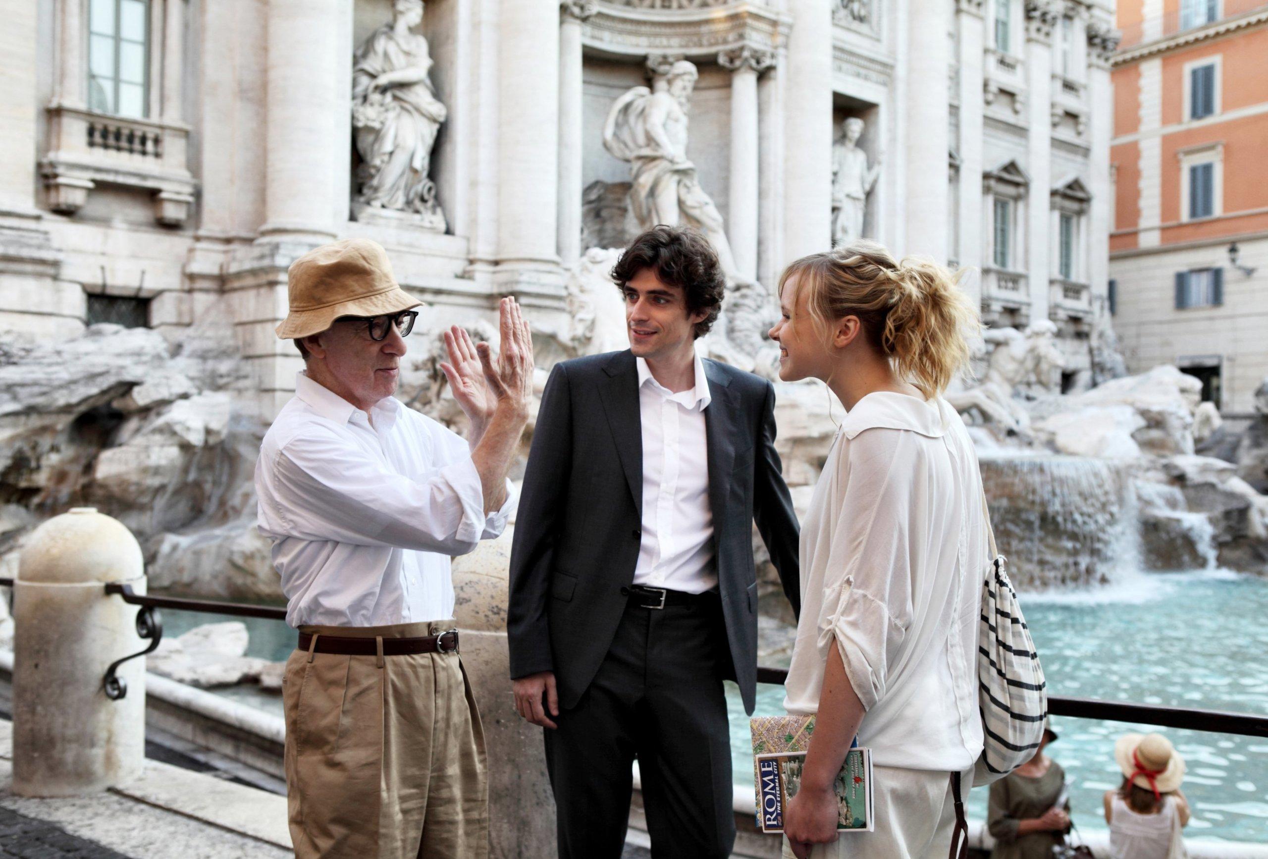 Foto de 'To Rome With Love', imágenes oficiales de lo nuevo de Woody Allen (1/12)