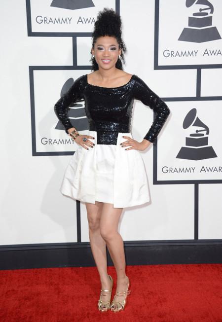Judith Hill Peor Grammy 2014