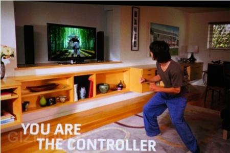 Project Natal podría traer una nueva consola Xbox 360