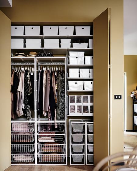 Organización de armarios IKEA