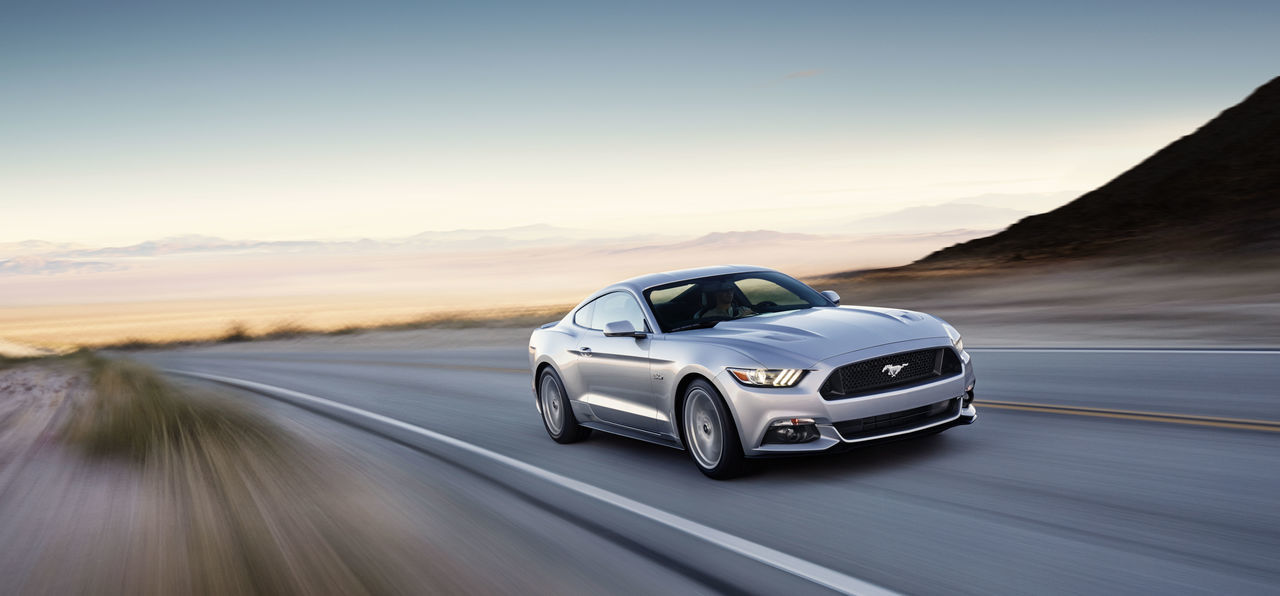 Foto de Ford Mustang 2014 (44/49)