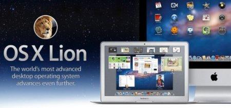 Mac OS X Lion se podrá descargar a partir de hoy en la Mac App Store