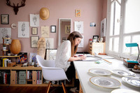 La semana decorativa: zonas de trabajo para inspirarse