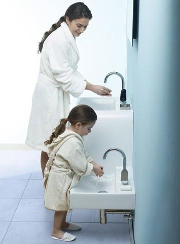 Family Basin, un lavabo para toda la familia