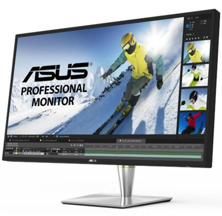 Asus nos presenta dos monitores de altas prestaciones pero eso sí, para bolsillos solventes