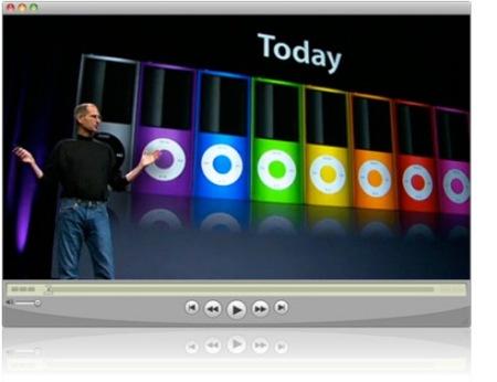 Posible fecha para la keynote centrada en el iPod
