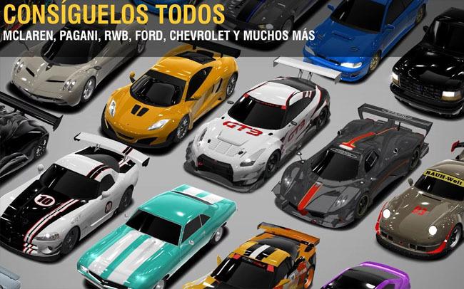 Foto de Racing Rivals para Android (6/8)
