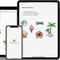 Cómo dejar de compartir carpetas en la app Notas