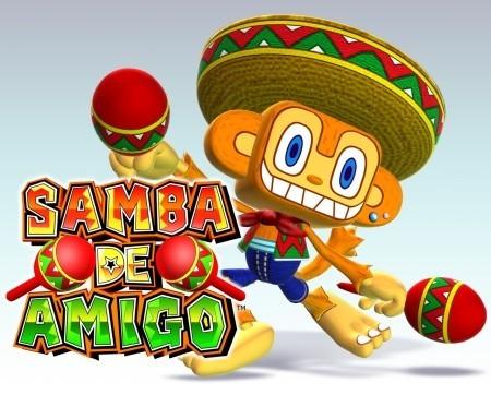 'Samba de Amigo', primeras imágenes