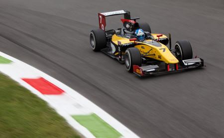 Jolyon Palmer 2014 Monza GP2