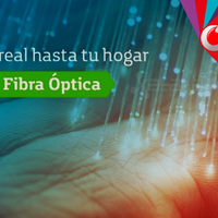 La fibra indirecta con Vodafone One ahora también a 120 megas