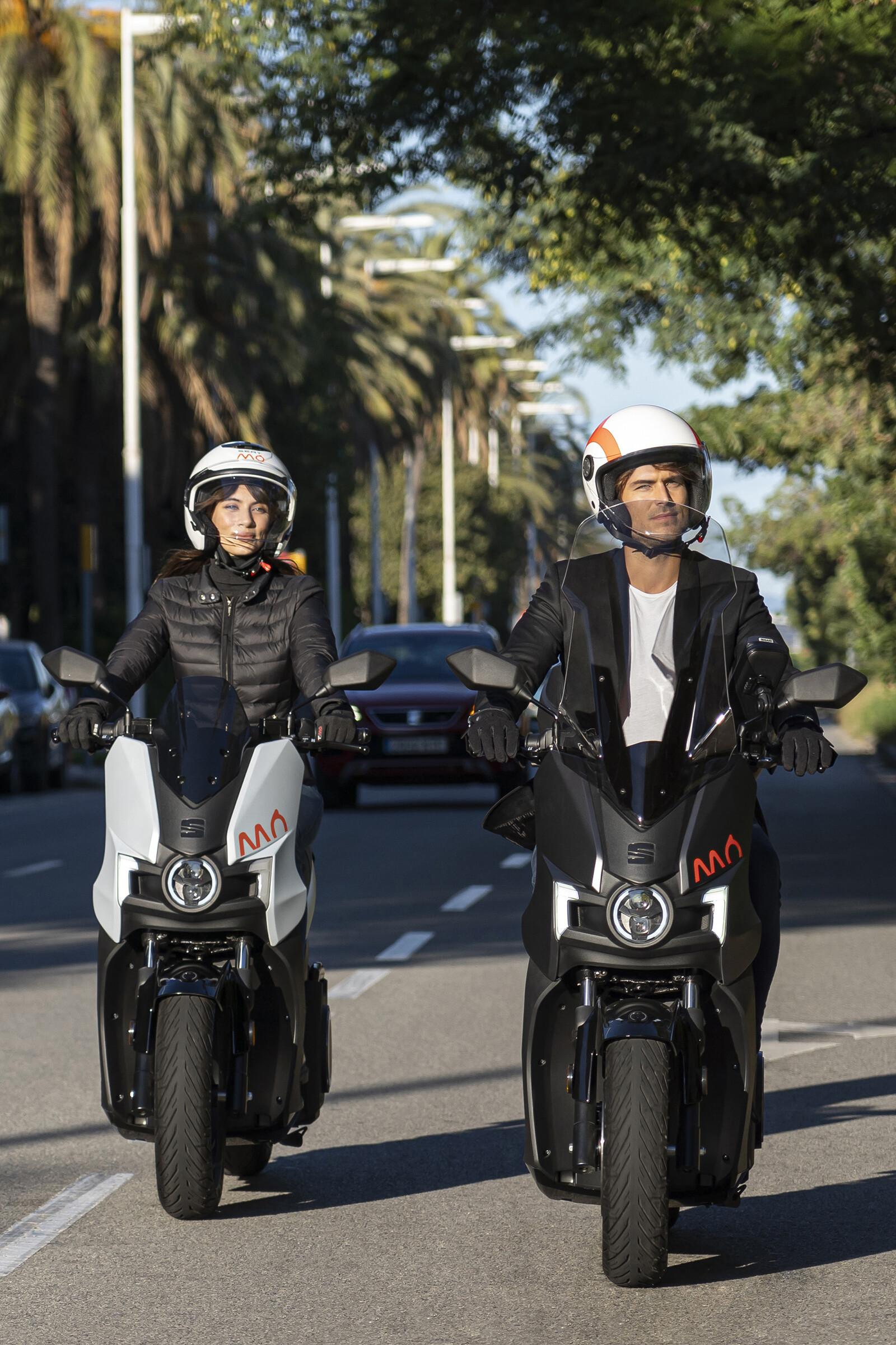 Foto de SEAT MÓ eScooter 125 (40/81)