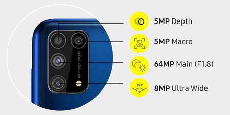 Samsung Galaxy M31 02