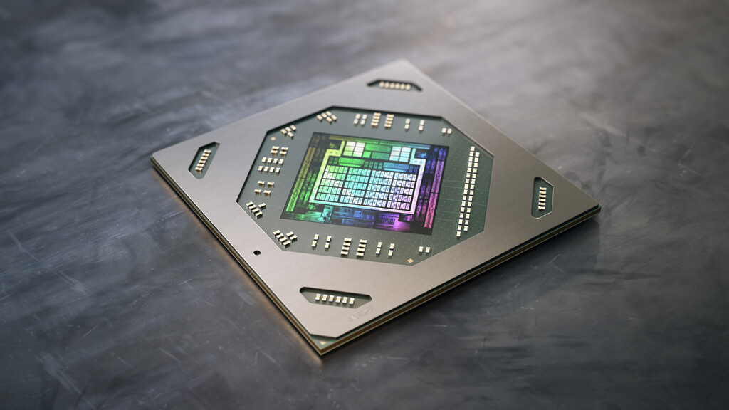 La arquitectura RDNA 2 de AMD llega a los portátiles: las GPU Radeon RX 6000M quieren batirse con las GeForce RTX 30 de NVIDIA