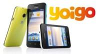 Precios Huawei Ascend Y330 con Yoigo